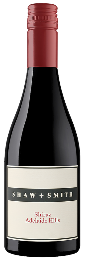 2017 Shaw + Smith Shiraz Half Bottle