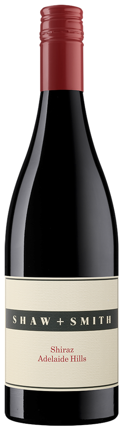 2018 Shaw + Smith Shiraz