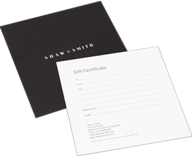 Gift Certificate: One Hundred Dollars