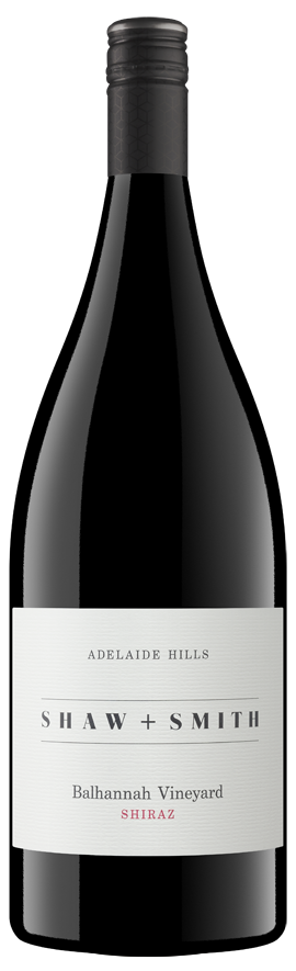 2015 Shaw + Smith Balhannah Vineyard Shiraz Magnum